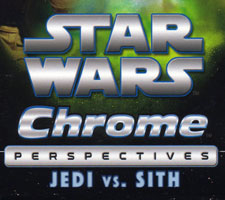 Star Wars Chrome Perspectives sketch cards